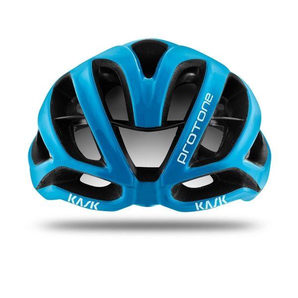 Aerodynamic and ventilated Cycling Racing Helmet - PROTONE‹ Kask ... 896684c8f
