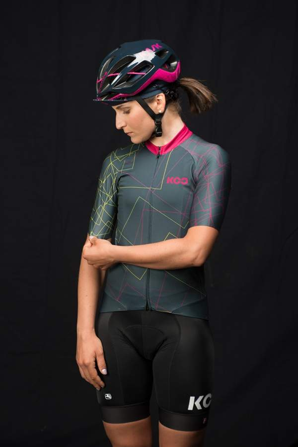 Protect Your Style  - KASK launch new kit for female cyclists c60b9eadd