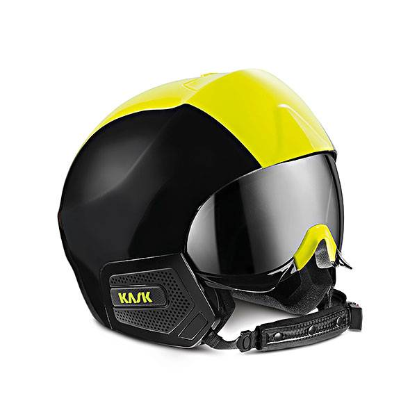 stealth yellow helmet kask