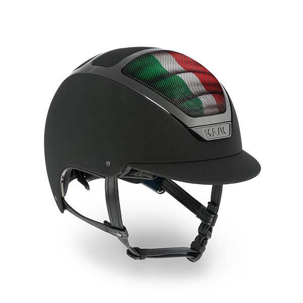 equi dogma flag helmet kask