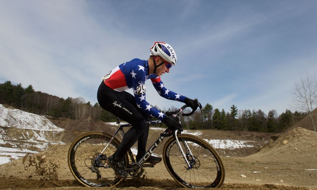 2016-06-13 Jeremy Powers rides KASK ff4b2a7e8