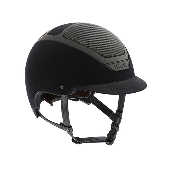 equi_dogma_velvet_light helmet kask